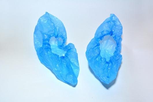 Бахилы упрочненные полиэтиленовые (3.6 гр.)